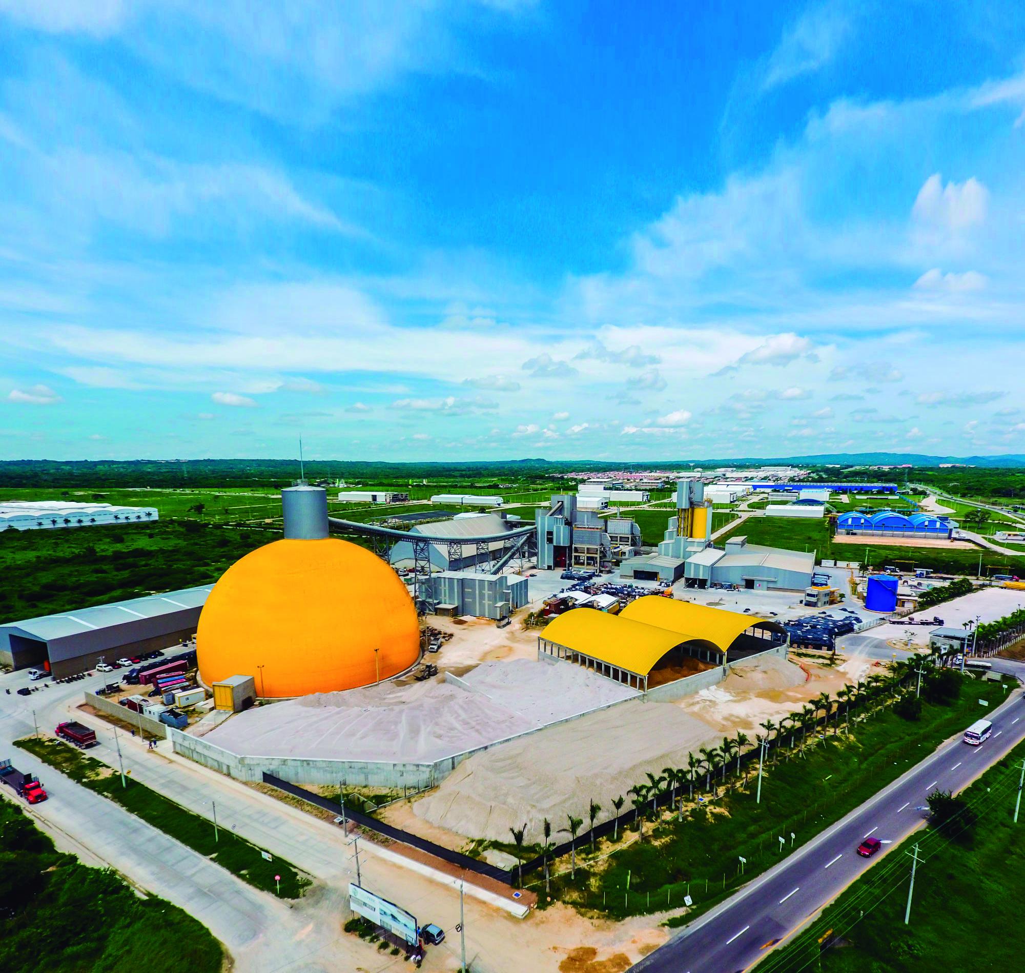 Proyección positiva para producción de cemento y concreto en Colombia